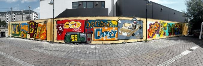 Graffiti Sommerferien 2015